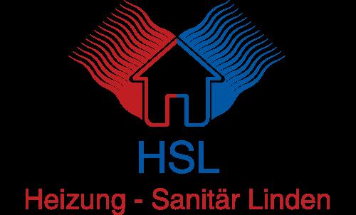 HSL Heizung Sanitär Linden logo